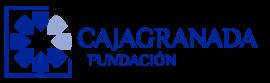 logocajagranadafundacionazulcontransparencia